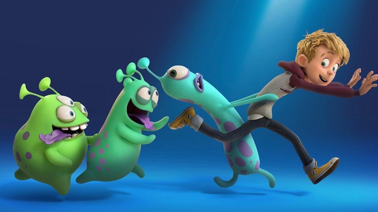 Trailer del Estreno de Animación Luis and the Aliens