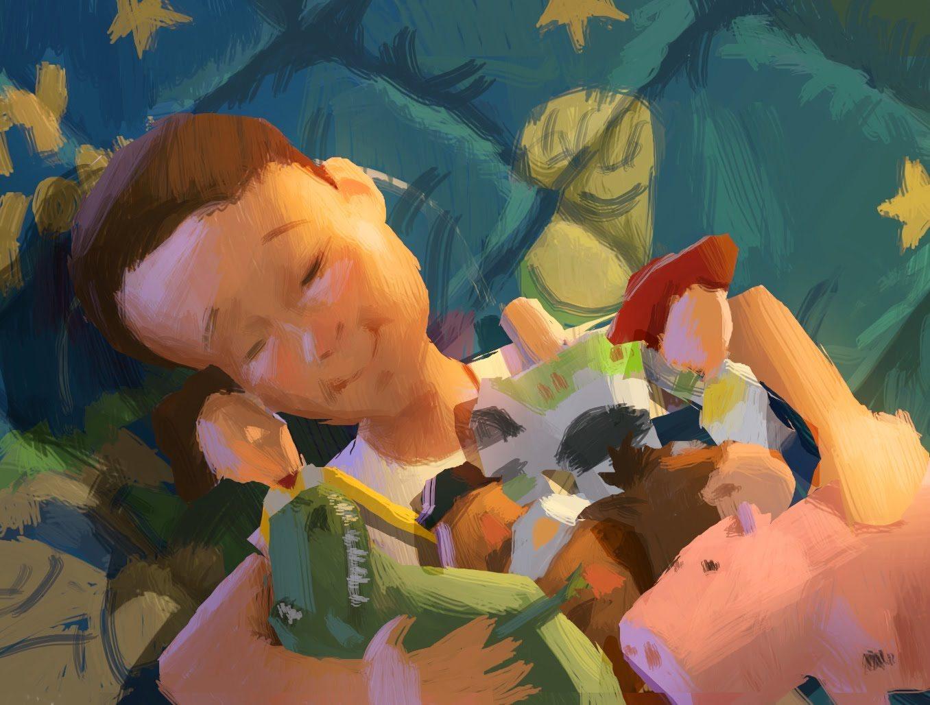 Libro El Arte de Toy Story 3 artbook - Concept Art, Diseño de Personajes y Making of