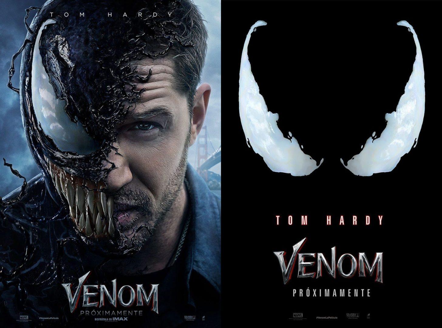 Trailer del Estreno: Venom (Marvel 2018)