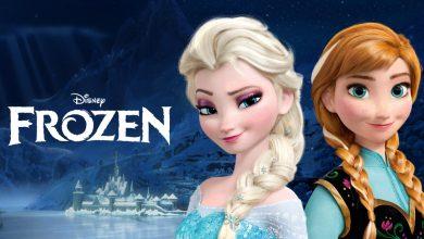 trailer de la película Frozen en español