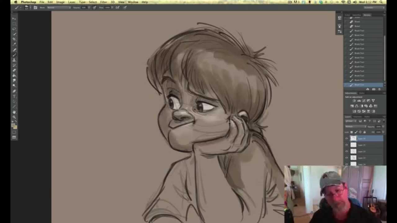 Tutoriales de Ilustración y Animación Aaron Blaise