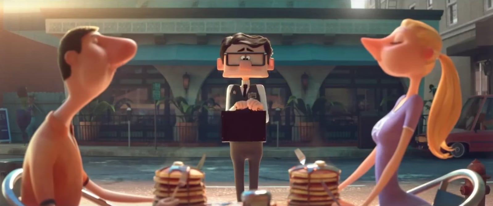 Corto de Disney Inner Workings Completo cortometraje de animacion 3d