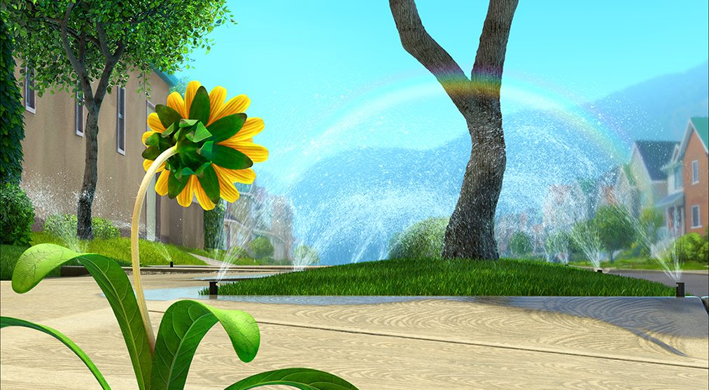 Cortometraje de Animación 3d: Weeds