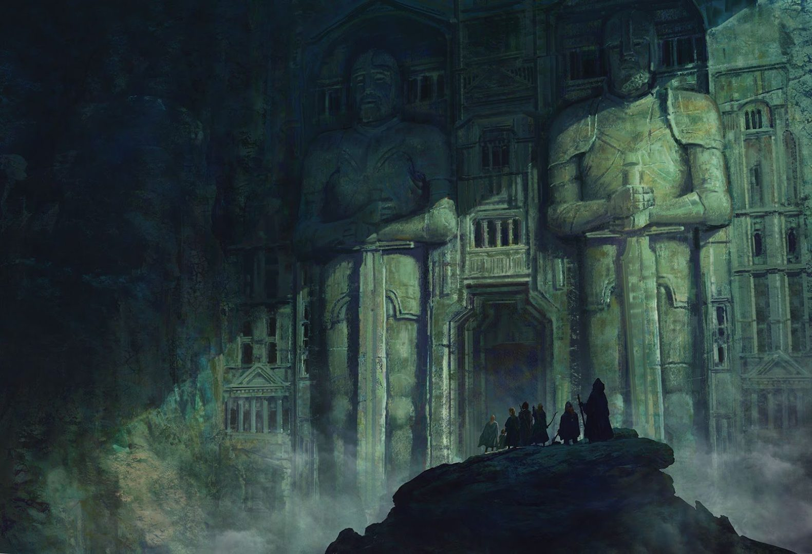 7 Painting Process - Concept Art de Marc Simonetti