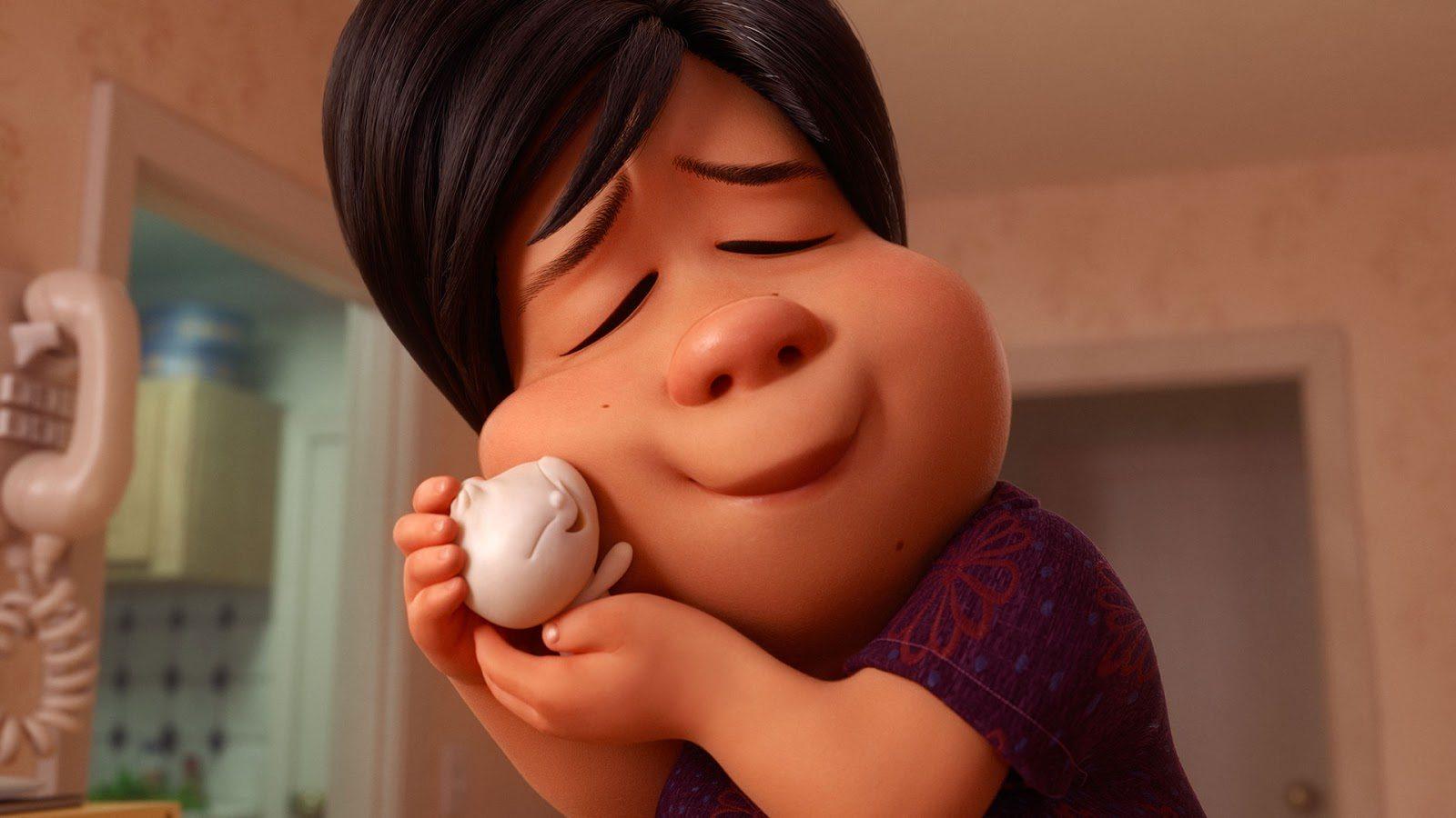Corto Bao Pixar  Cortometraje de animacion - Nuevo Clip y Trailer