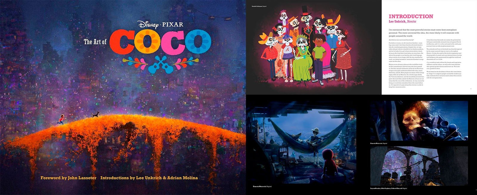 the art of coco libro
