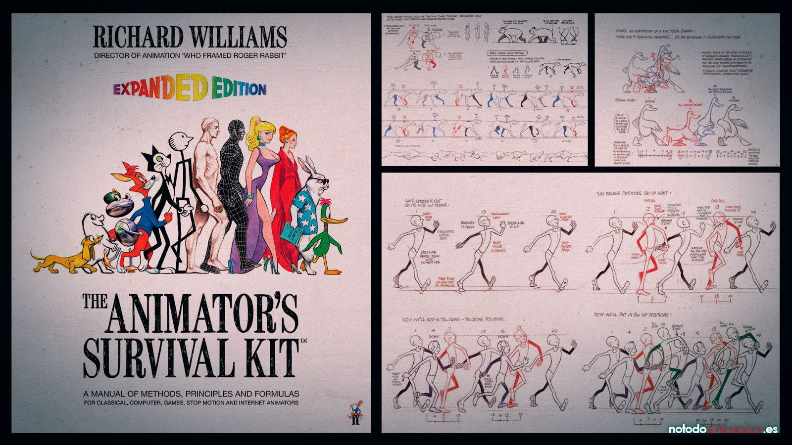 The Animator's Survival Kit - Richard Williams
