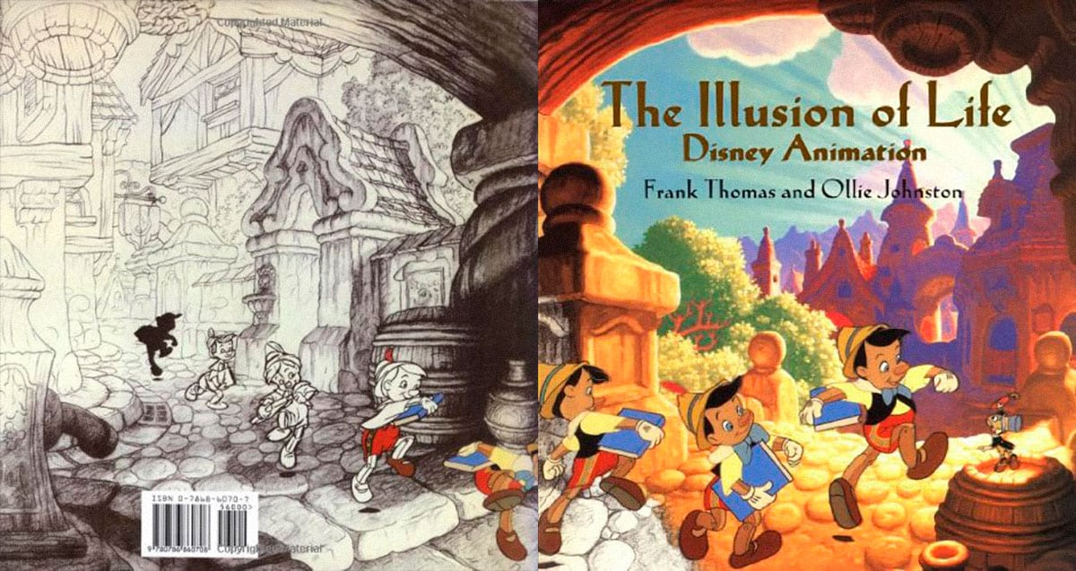 The Illusion Of Life Disney Animation - Review, Opinión y Precio Los mejores Libros para aprender Animación