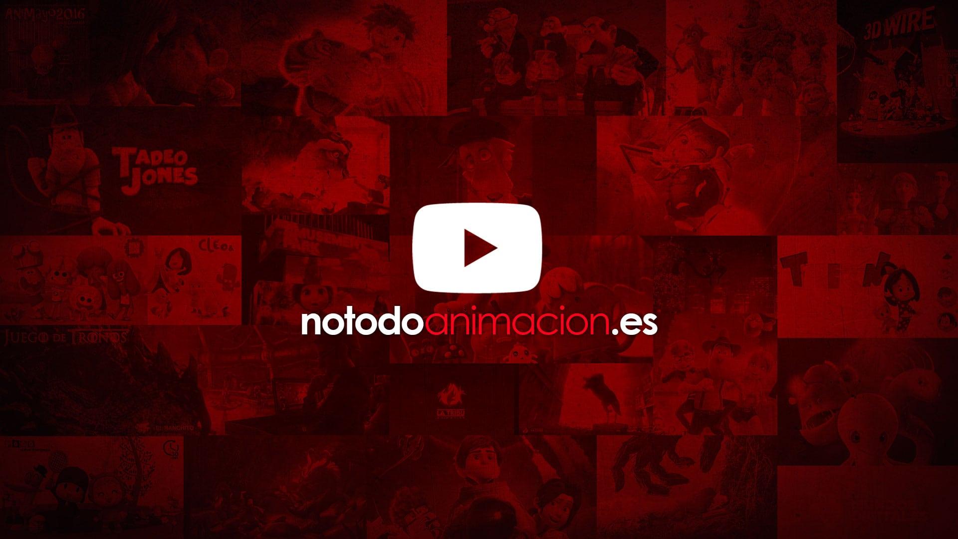 cortos de animación 2d 3d