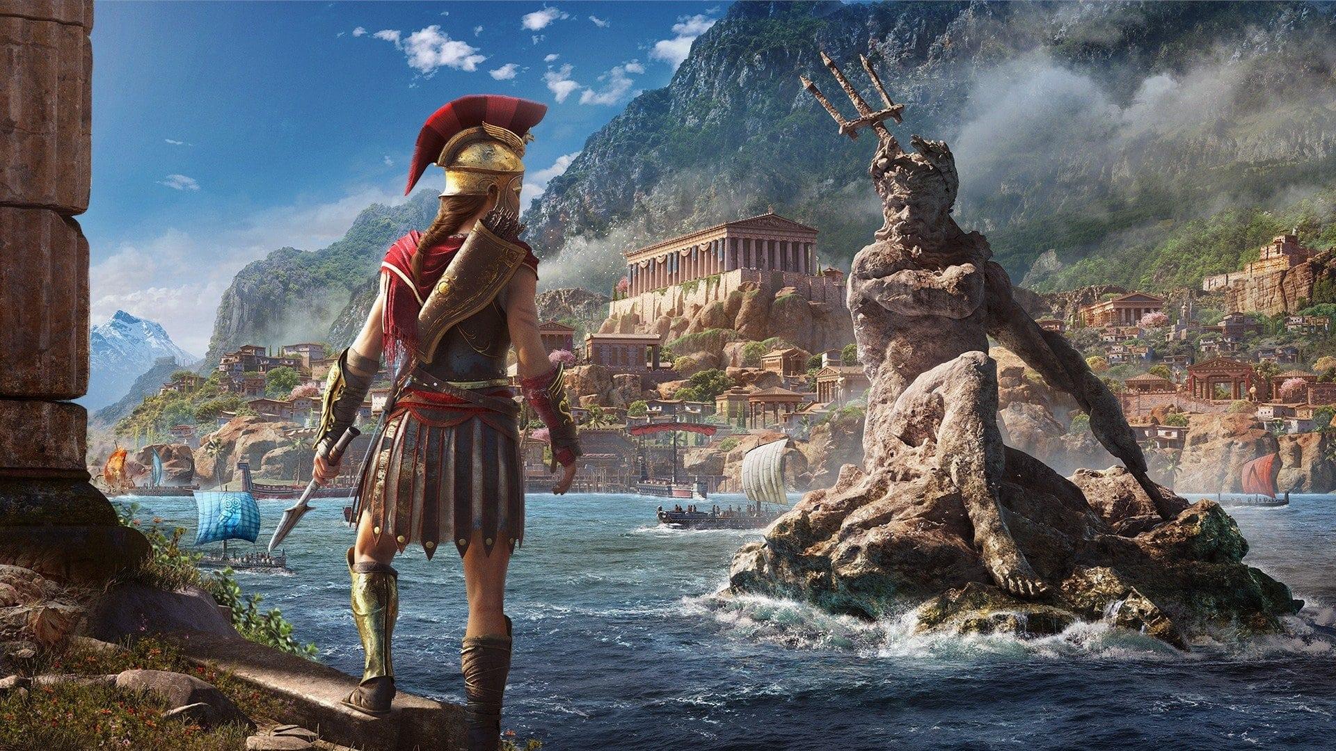 Assassin's Creed Odyssey-Trailer-Nuevo Videojuego