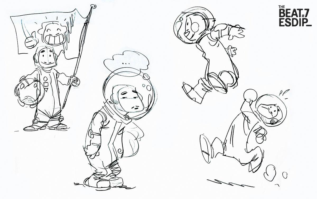Just The Beginning - Cortometraje de Animación