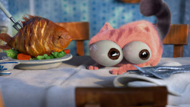 El Arte de The Food Thief - Cortometraje de Animación 3d by Mindbender
