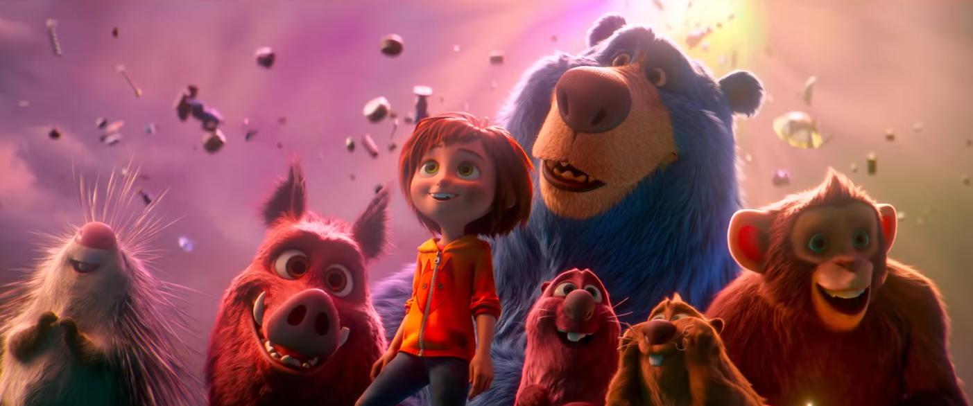 trailer wonder park película de animación - ilion studios paramount