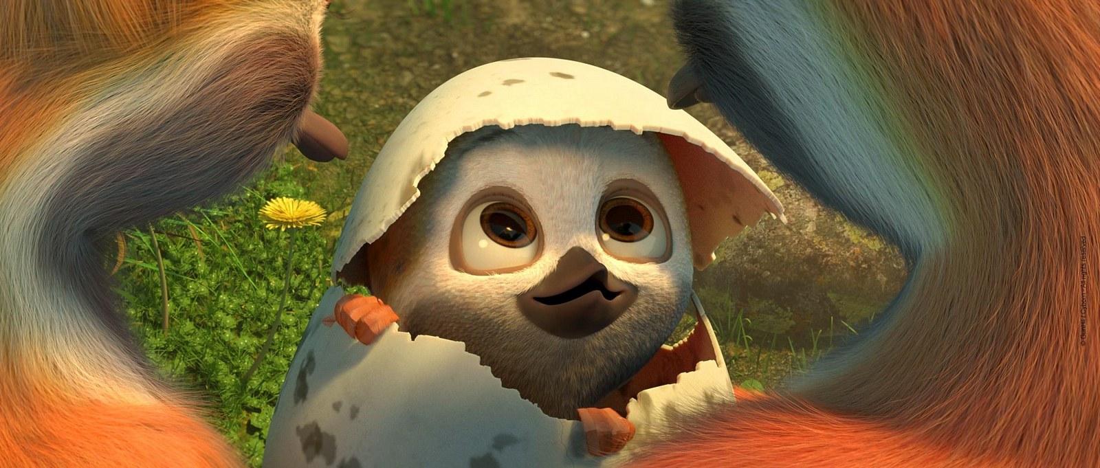 Flying The Nest-Estreno de Animación 3d-película-animación 3d-trailer