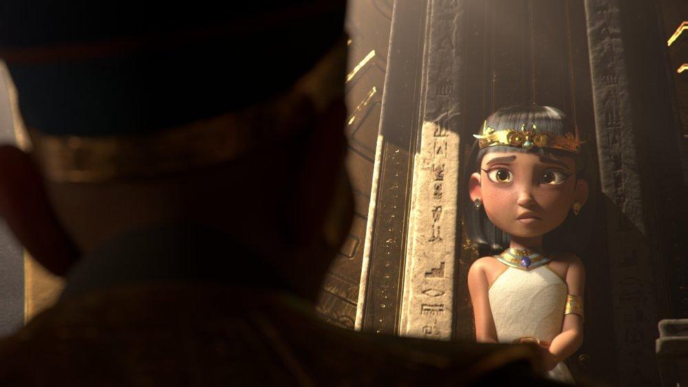 Corto de Animación 3d - Pharaoh
