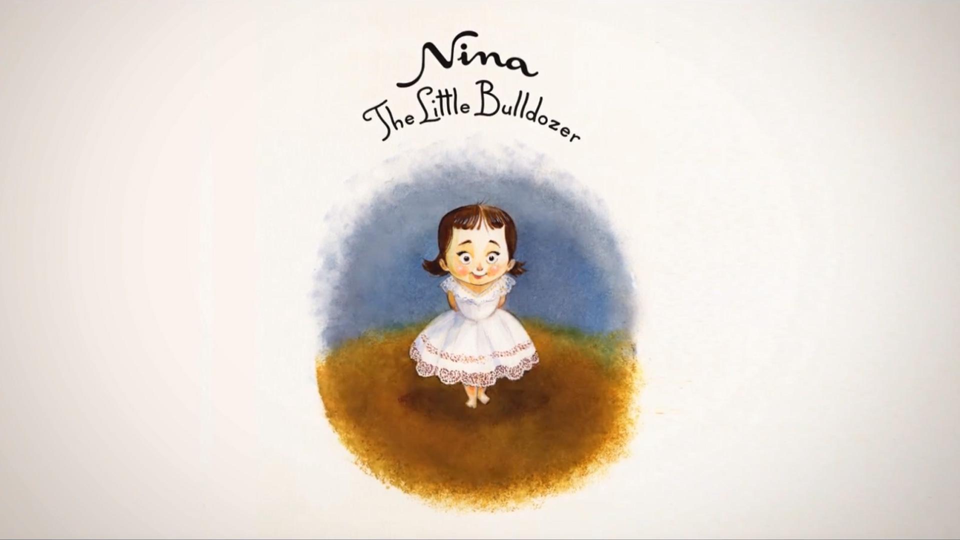 Nina, The Little Bulldozer - Corto de Animación sobre la Epilepsia