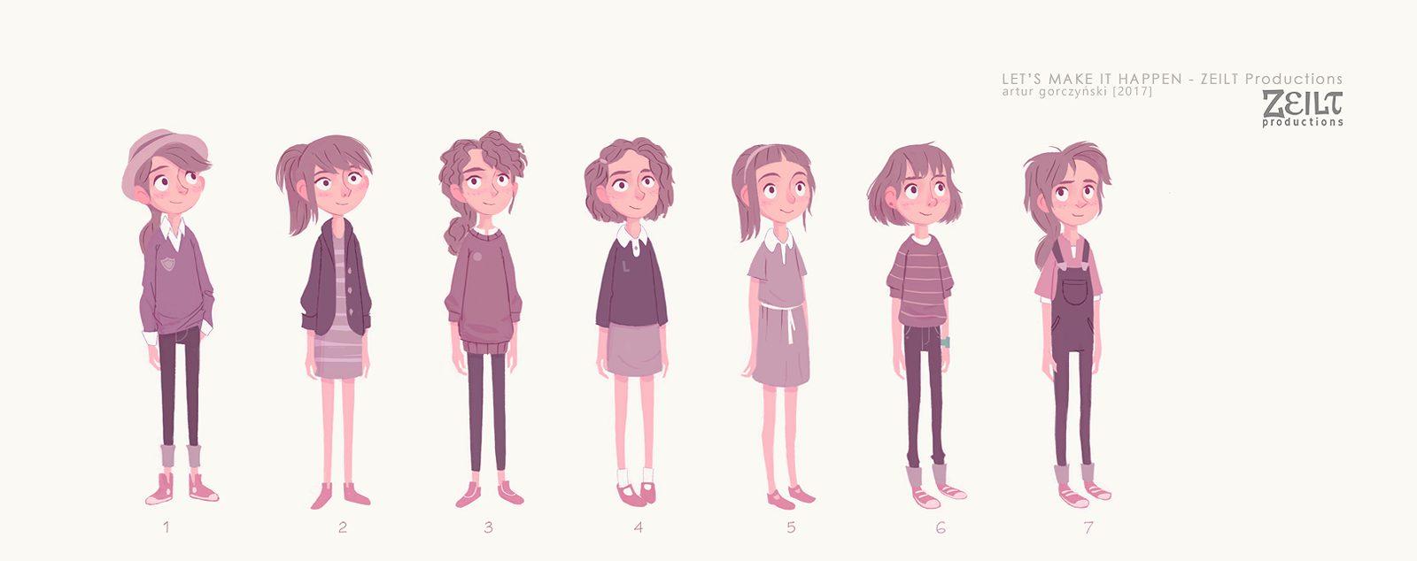 Cortometraje de animación 3d-Spot-Publicidad-Let's make it happen