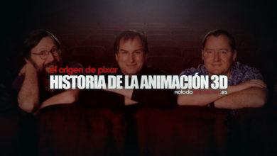 la historia de la animación 3d