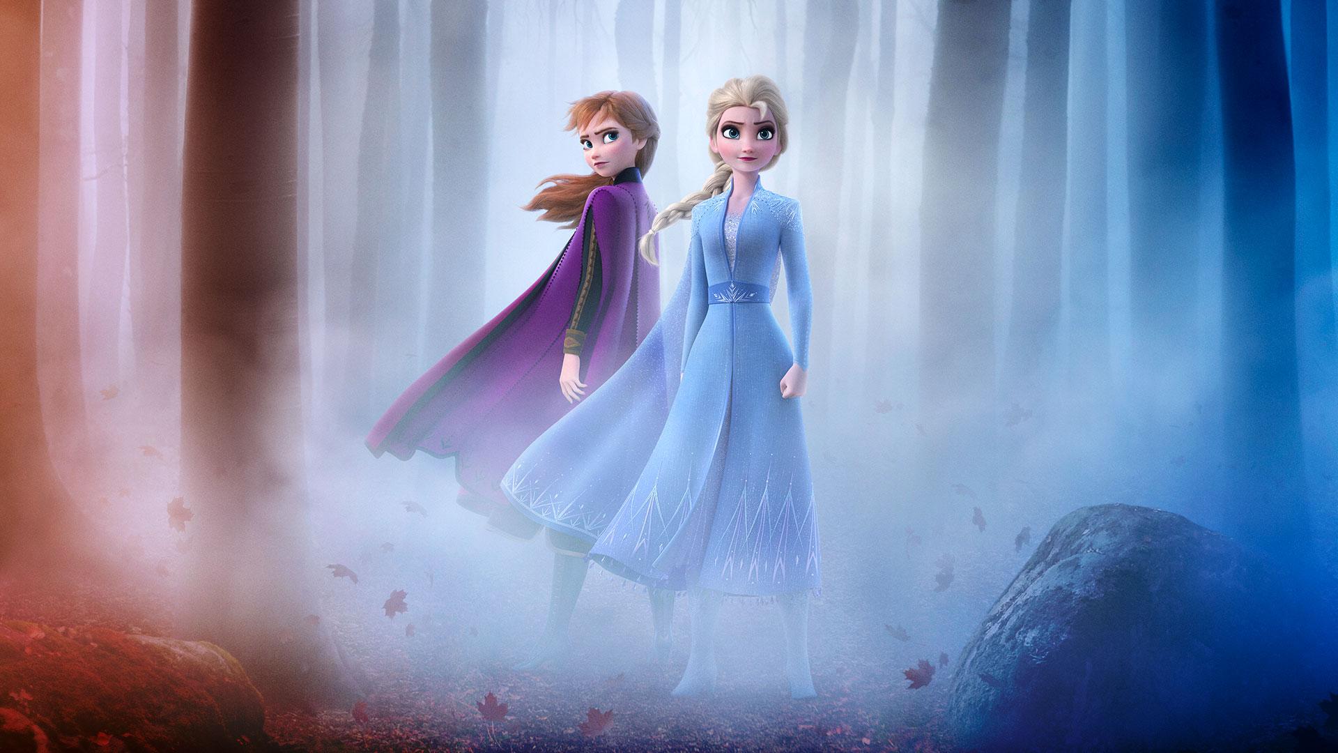 Frozen 2 Trailer oficial en Español