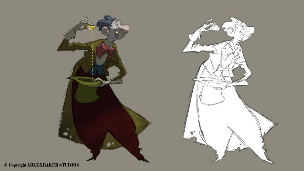personalidad principios diseño de personajes