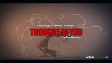 Thought of You Corto de Animación 2d