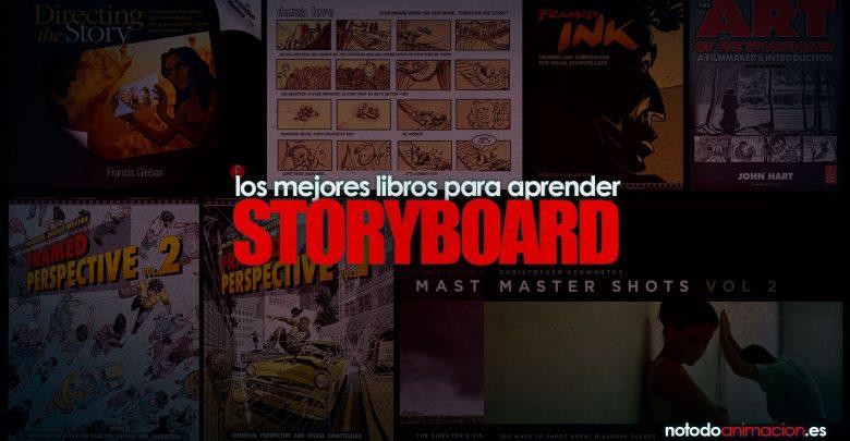 Libros storyboard español