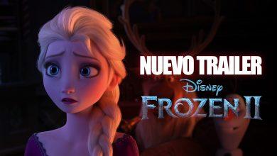 trailer frozen 2 en castellano