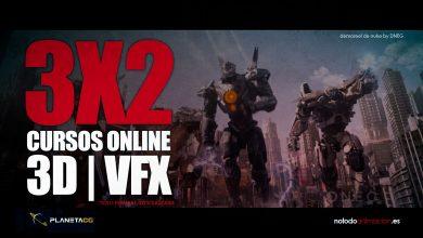 cursos 3d y vfx online