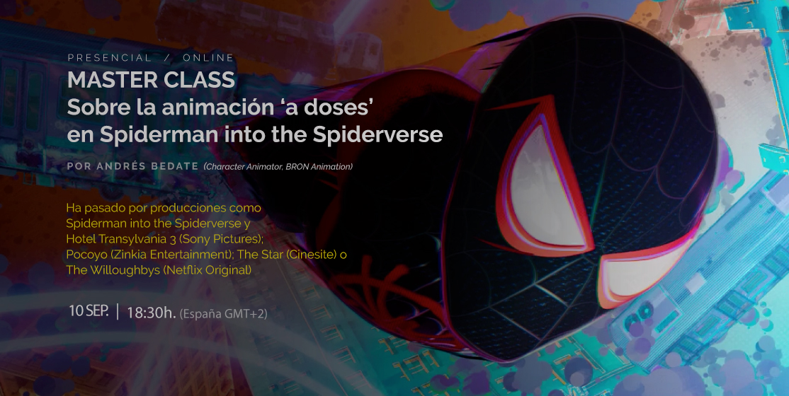 workshop spider-man spiderverse