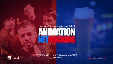 networking animacion