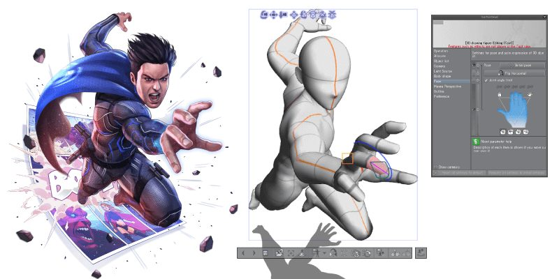 programa diseño de personajes