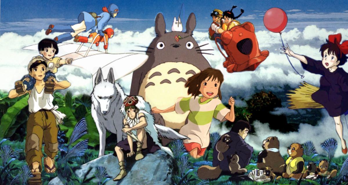 películas de animación miyazaki gibli