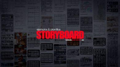 ejemplos y plantillas de storyboard
