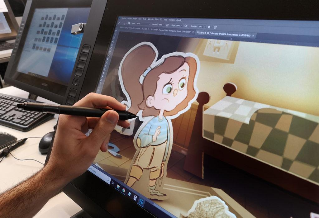 curso de animación