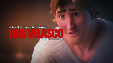 luis velasco character animation showreel