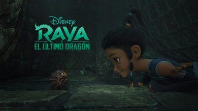 Trailer de Raya y el último dragón Disney