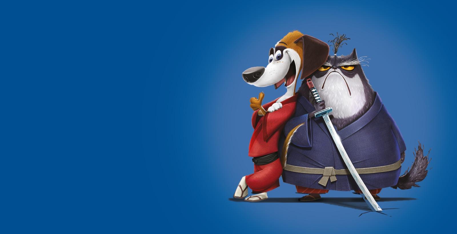 diseño de personajes - película de animación