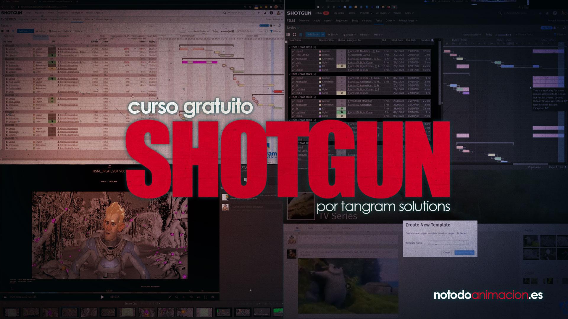 curso software shotgun gratis