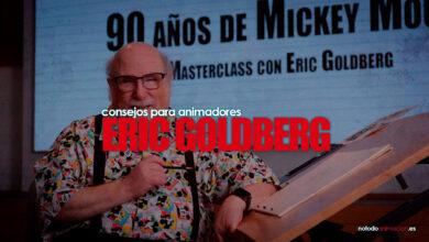eric goldberg consejos animadores principiantes