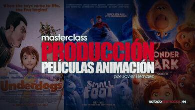 Producción de Películas de Animación