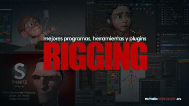 mejor programa para hacer rigging