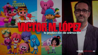 Víctor López Producción de series de Animación