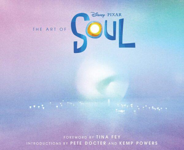 the art of soul disney pixar artbook