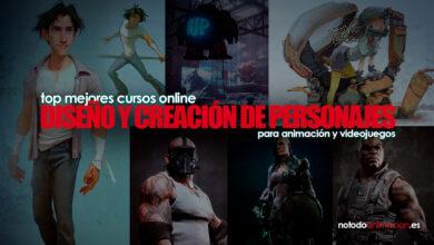 creación y diseño de personajes online