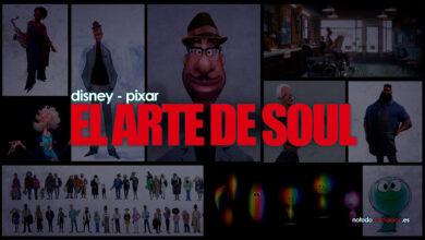 El arte de Soul Pixar