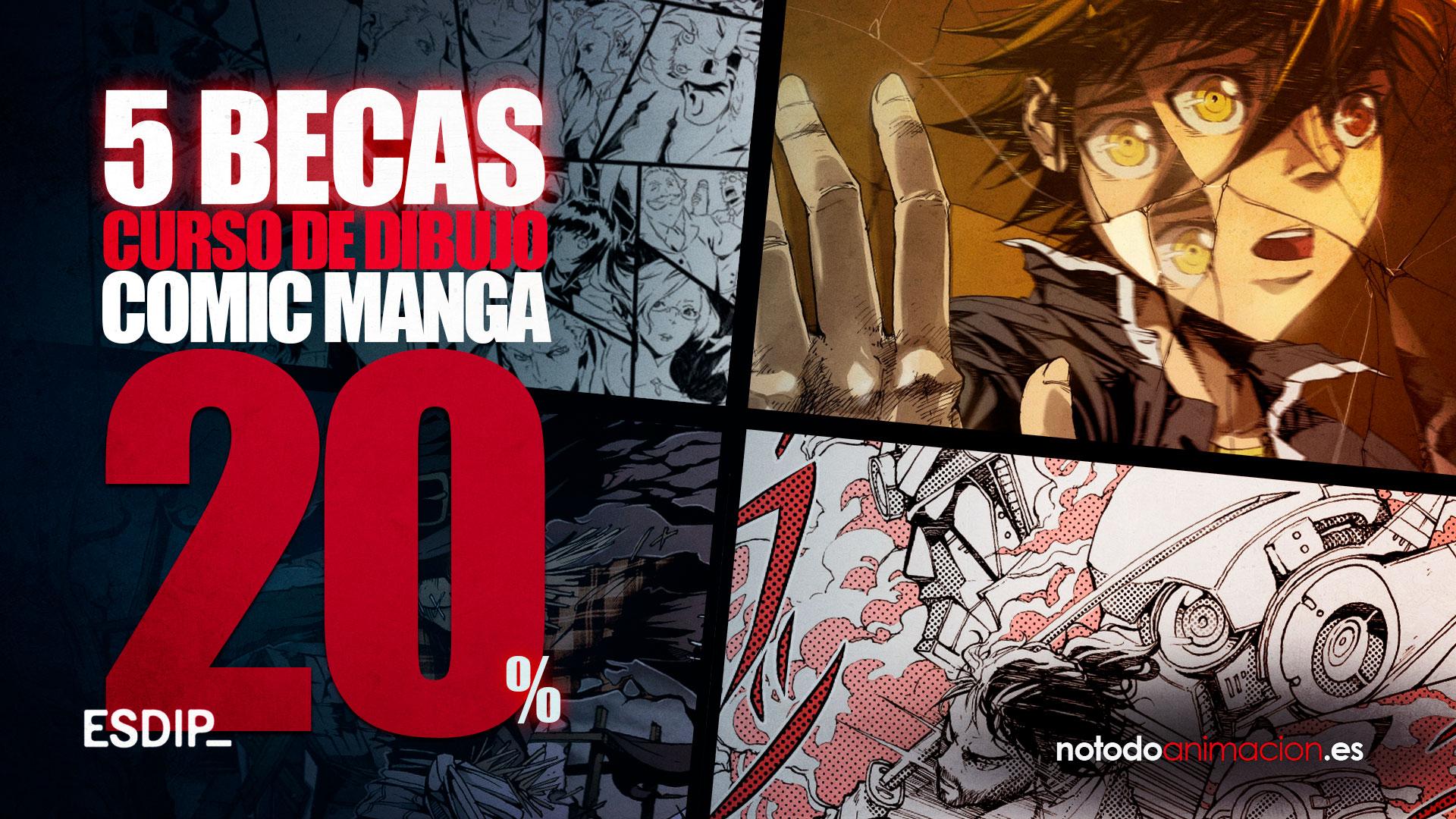 curso de dibujo manga online