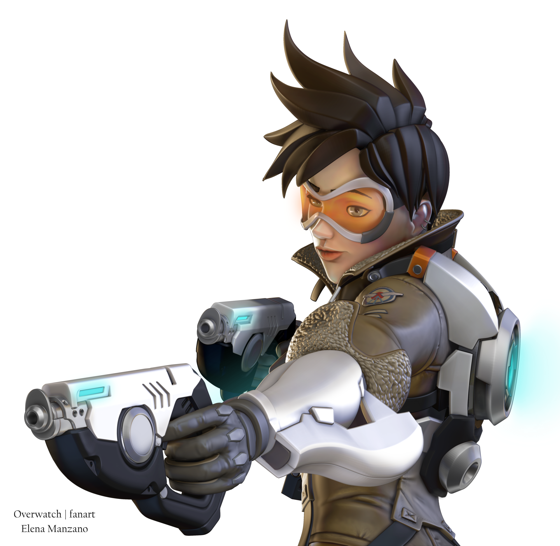 creación de personajes 3d