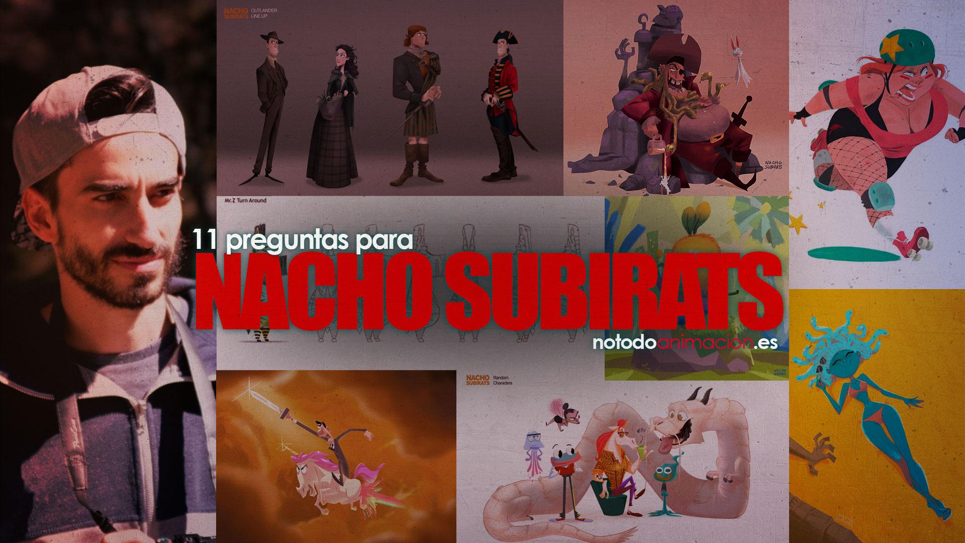 Animador 2D y Diseñador de Personajes