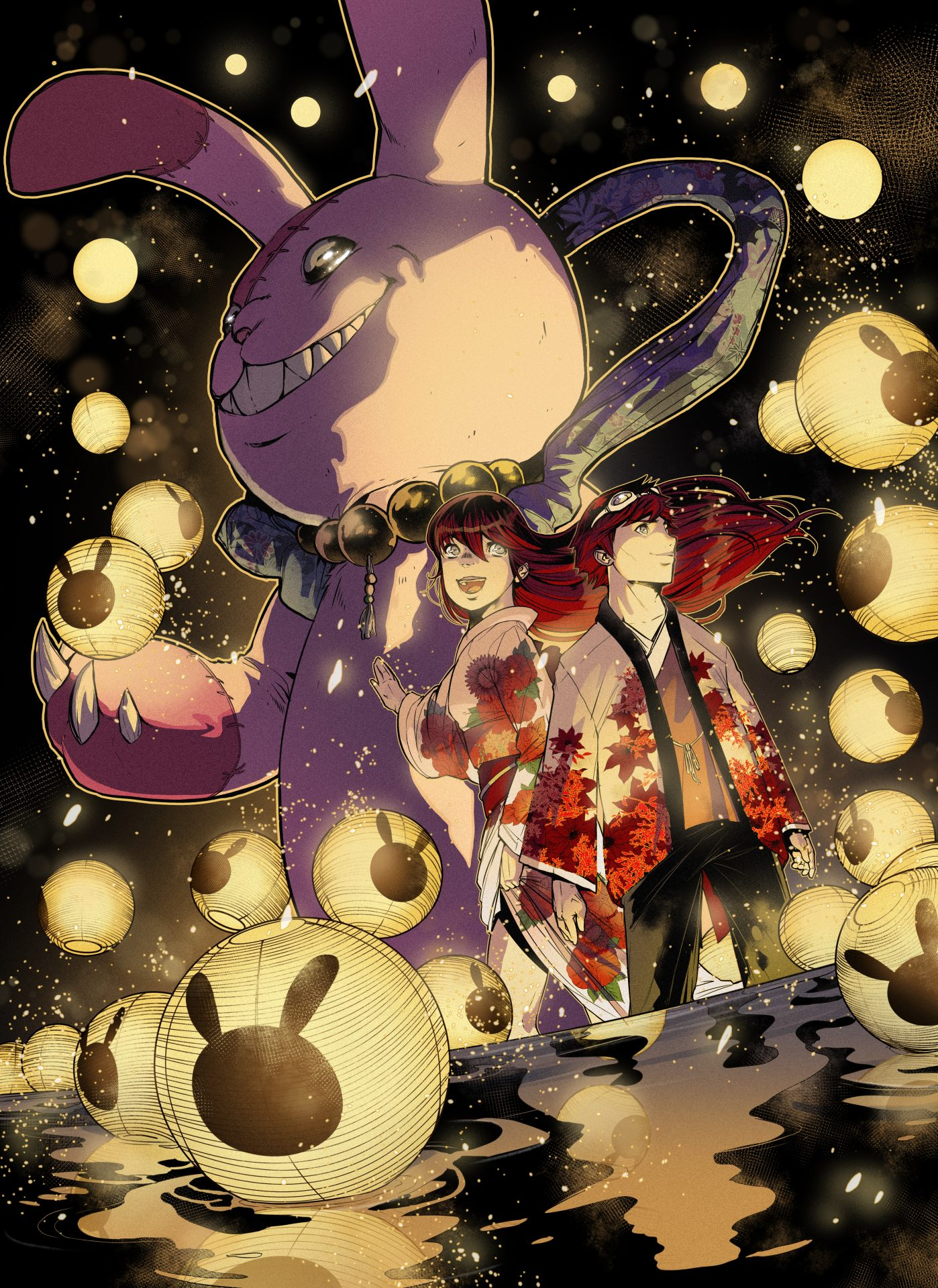 personajes manga