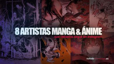 cuentas mangaka, otaku y anime en instagram